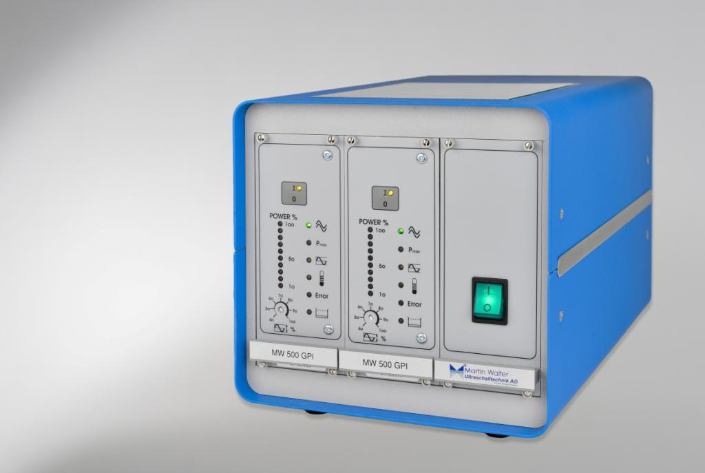 Generateur Ultrasons TE42 - 2 Modules